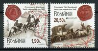 Romania Postal Services Stamps 2020 MNH Ancient Postal Routes Europa 2v Set