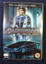 Automan: The Complete Series Region 2 4-disc Set Starring Desi Arnaz Jr.