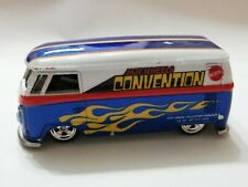 Hot Wheels 34th Convention Volkswagen T1 Panel Bus Loose As Pic Non Mint Ready