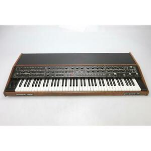 Sequential Circuits Prophet-T8 8-Voice 76-Key Analog Synthesizer w/ Pedal #44411