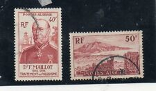Argelia francesa Valores del año 1953 (CQ-660)