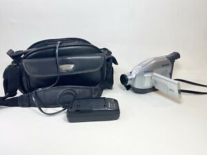 Panasonic Compact VHS-C Camcorder PV-L353D for VIDEO PLAYER for TRANSFER