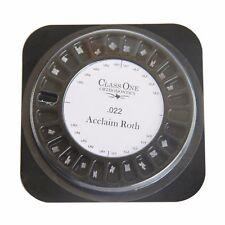 1 Pack Dental Orthodontic Ceramic Bracket Brace Roth 022 Hooks 345 CLASSONE