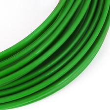 [2-10mm] CABLE D'ACIER GALVANISÉ [1-100m] PVC vert cordage corde funin qualite