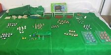 More details for vintage subbuteo job lot - pitches, goals, 7 full teams, acessories spares