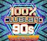 100% Clubland 90s [CD]