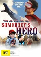 Somebody's Hero (DVD) FAMILY [Region 4] NEW/SEALED