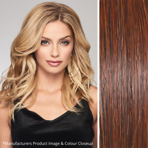 Imperfect Raquel Welch Alpha Wave Topper - Synthetic Lace Front - Color RL32/31