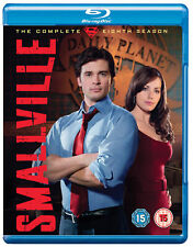 Smallville - The Complete Season 8 [2009] (Blu-ray) Tom Welling