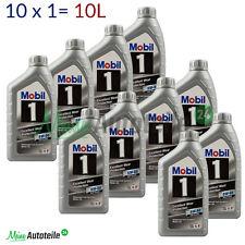 MOBIL1 FS X1 NEU PEAK LIFE Nachfolger 10 Liter 10x1L 5W-50 MOTORÖL 5W50 MOBIL
