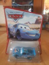 Disney Pixar Cars Dinoco McQueen-rare 1st series international desert card