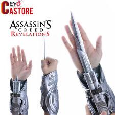 Assassin's Creed Ezio Hidden Blade Auditore Gauntlet Replica Cosplay Brotherhood