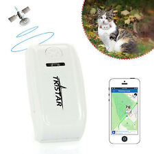 GPS for TKSTAR Tracker Pet Collar Realtime Tracking Device Tool for Pet Dog Cat