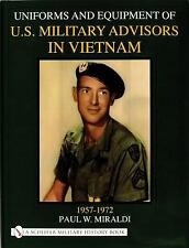 Book - Uniforms and Equipment of US Military Advisors in Vietnam, 1957-1972
