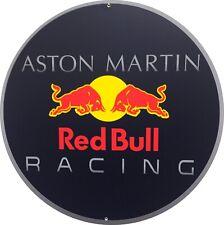 """Aston Martin Red Bull Racing 14"""" Aluminum Sign"""