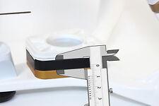 Placa distancia usados. para splitex Artex carbon 10mm con iman placa