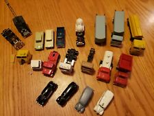 New ListingLot of Toy Cars & Trucks, Vintage and Modern, metal, plastic, molded