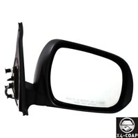 Passenger Side Power Door Mirror Textured For Toyota Tacoma 12-15 Pickup Truck