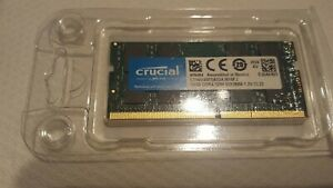 Crucial 16GB DDR4 PC4-25600 3200MHz  SODIMM  laptop ram memory
