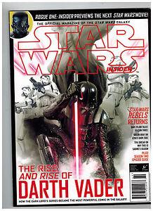 STAR WARS INSIDER #169  Newsstand Cover Edition           / 2016 Titan Magazines