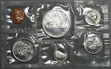 1965 Canada  Proof Like Set 1.11 oz asw 4 Silver Coins (20020402R)
