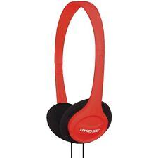KOSS 181008 KPH7 Portable Stereophone/Earphones/Headphones for mp3/radio/tablet