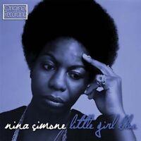 NINA SIMONE - LITTLE GIRL BLUE  CD NEW