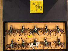 Hiriart:  Boxed Set - US Cavalry Circa 1880. Post War