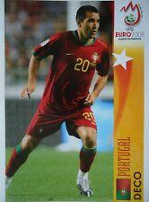 Panini 492 Deco Portugal UEFA Euro 2008 Austria - Switzerland