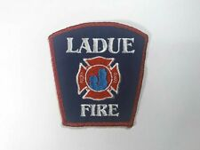 Vintage Ladue Fire Department Sew Embroidered Patch