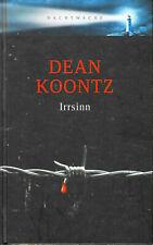 Koontz - IRRSIN  HORROR HC