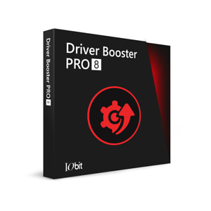 IObit Driver Booster 8 PRO 1 year / 1 pc. Worldwide product key
