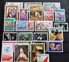 NEUKALEDONIEN / WALLIS ET FUTUNA 1981/87 Postfrische Sammlung 730 EURO KATWERT
