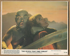 """The People That Time Forgot"" - American Inter. Picture - # 77/98 (Grade VG+)WH"
