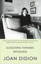 Slouching Towards Bethlehem Didion Joan Good Book ISBN 97800082846
