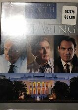 The West Wing - The Complete Sixth Season (DVD, 2006, 6-Disc Set)