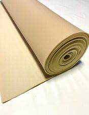 Lt Tan Automotive Headliner Fabric 3/16