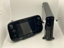 Nintendo Wii U  Pack 32GB Black Console FAULTY PLEASE READ