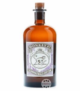 Monkey 47 Schwarzwald Dry Gin / 47 % vol. / 0,5 Liter-Flasche