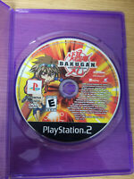 Playstation 2 Bakugan: Battle Brawlers (Playstation 2, PS2) Game Only