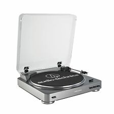 AUDIO TECHNICA USB PRO PROFESSIONAL STEREO AUTOMATIC TURNTABLE RECORD PLAYER NEW