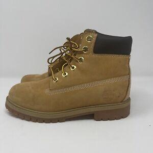 Timberland Boots Size 4.5