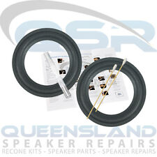 "6"" Foam Surround Repair Kit to suit Bang & Olufsen B&O 2700 2702 (FS 132-107)"