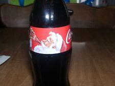 2014 Santa Christmas Holiday Coca-Cola Coke Bottle