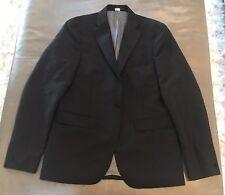 Acne Studios Drifter J Tux Mohair Wool Tuxedo Jacket Very Slim Fit 50 40 38 $995