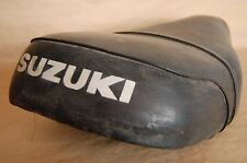 Suzuki TS185 Seat
