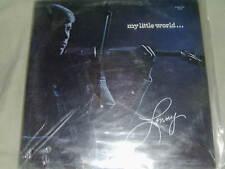 Lonny Bingle My Little World Xian Rainbow Sealed LP