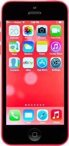 Apple iPhone 5c - 16GB - Pink (Verizon) A1532 (CDMA + GSM)