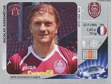 583 GODEMECHE CFR.CLUJ Waasland-Beveren CHAMPIONS LEAGUE 2013 STICKER PANINI