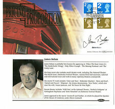 1 AUGUST 2006 PRICING IN PROPORTION SIGNED JAMES BOLAM BENHAM FIRST DAY COVER